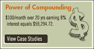Power of Compounding Footer